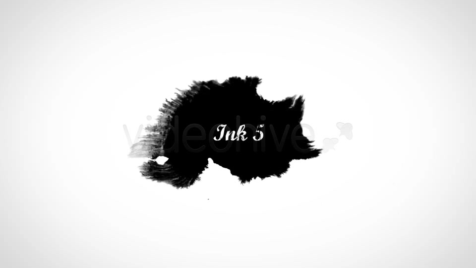 Ink Bleeds  - Download Videohive 8130599