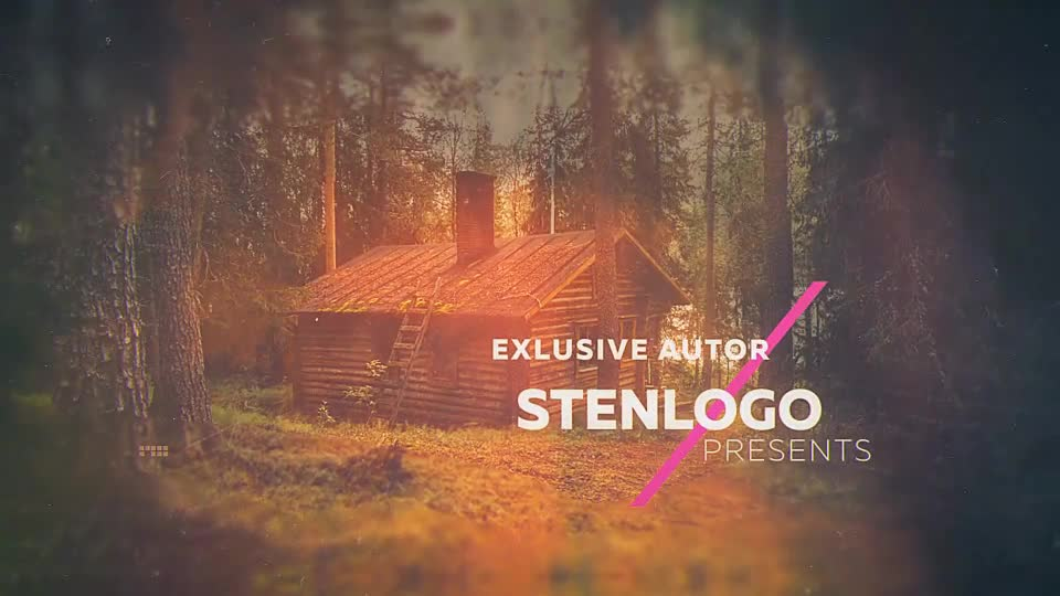 Ink Parallax Slideshow - Download Videohive 17361151