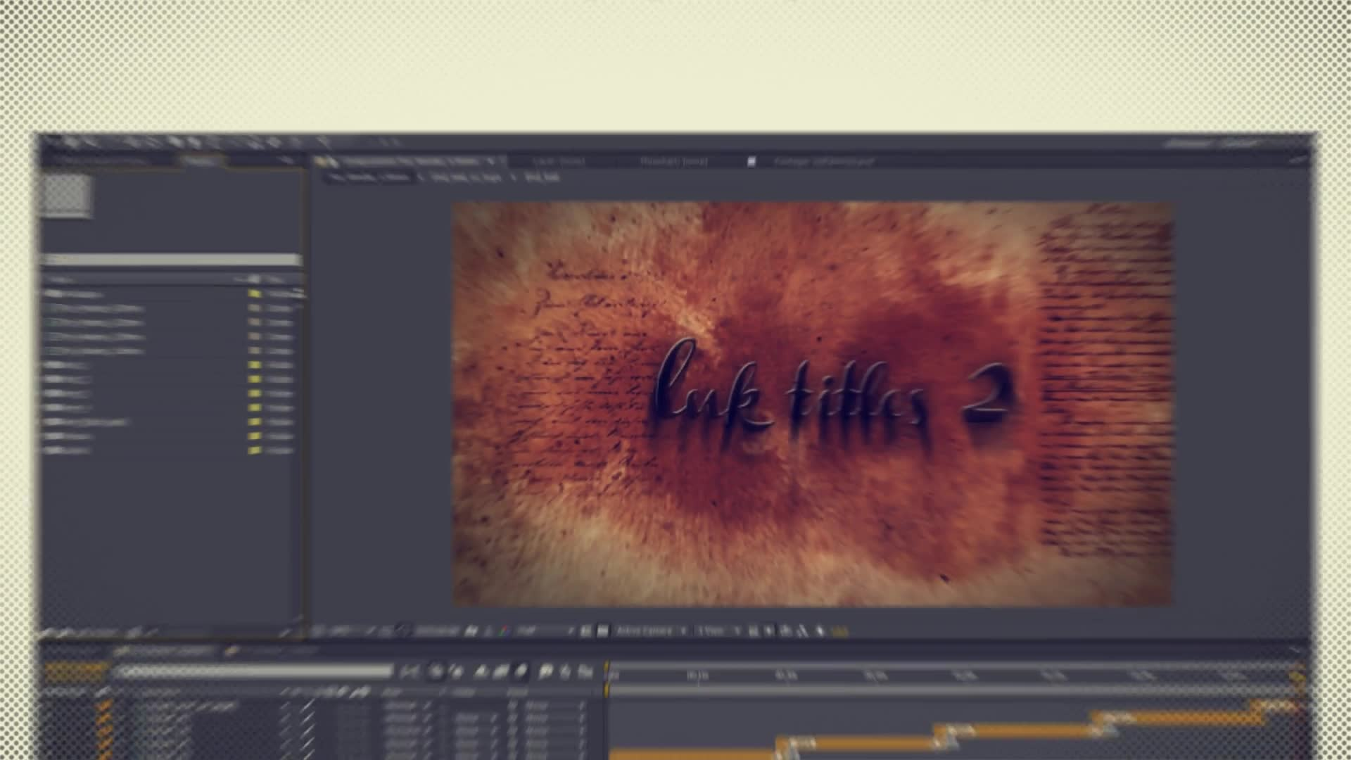 Ink Titles 2 - Download Videohive 7569279