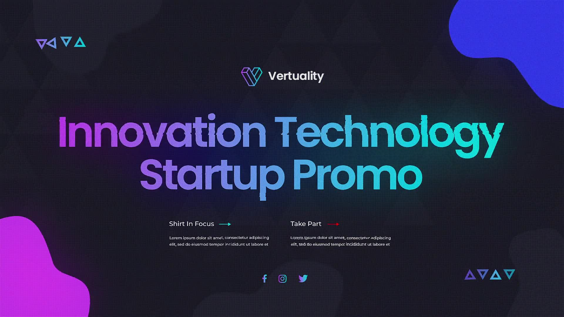 Innovation Technology Slideshow | Promo Videohive 30833986 After Effects Image 1