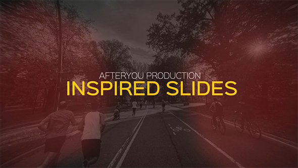 Inspired Slideshow - Download Videohive 16281855