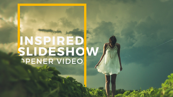 Inspired Slideshow I Opener - Download Videohive 17318867