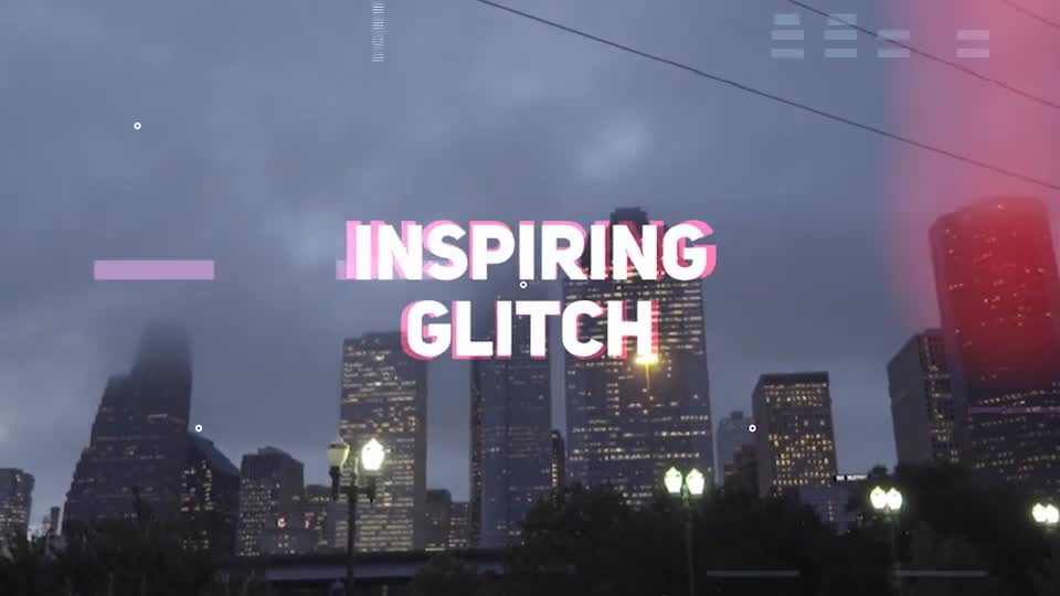 Inspiring Glitch Opener - Download Videohive 21526993