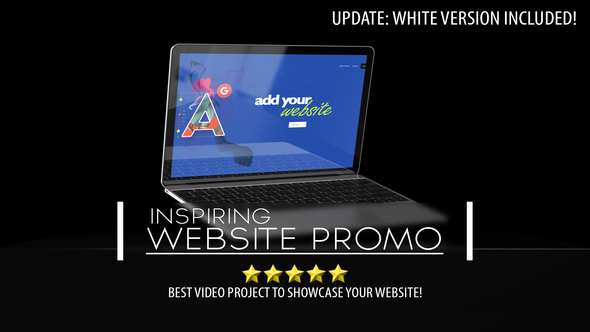 Inspiring Web Promo - Download Videohive 20900349