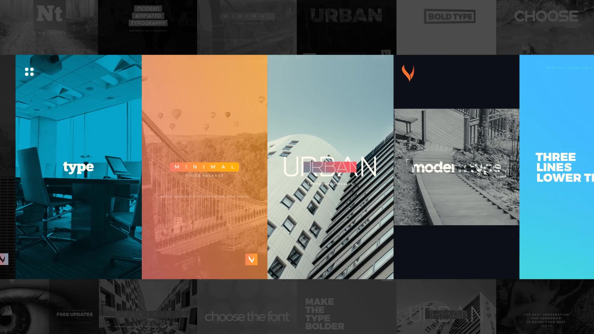 Instagram Animated Typography - Download Videohive 22535758