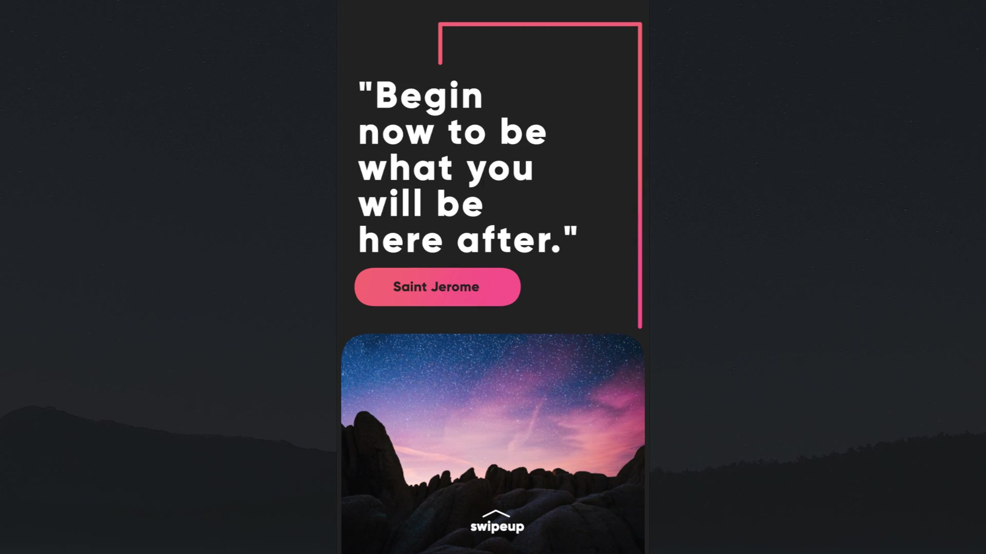 Instagram Quotes Stories Videohive 26117096 Apple Motion Image 6