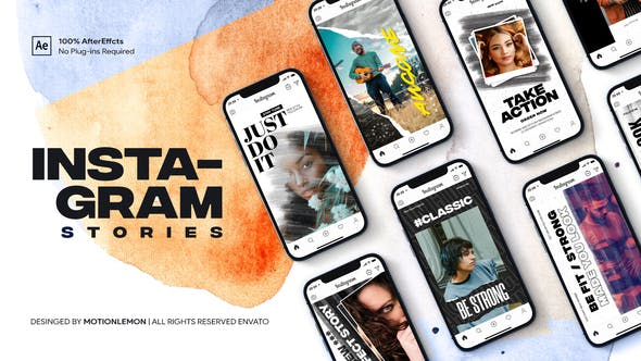 Instagram Stories - Download 29833017 Videohive