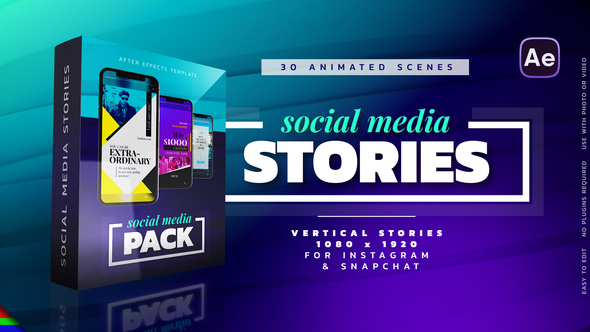 Instagram Stories - Download Videohive 22008383