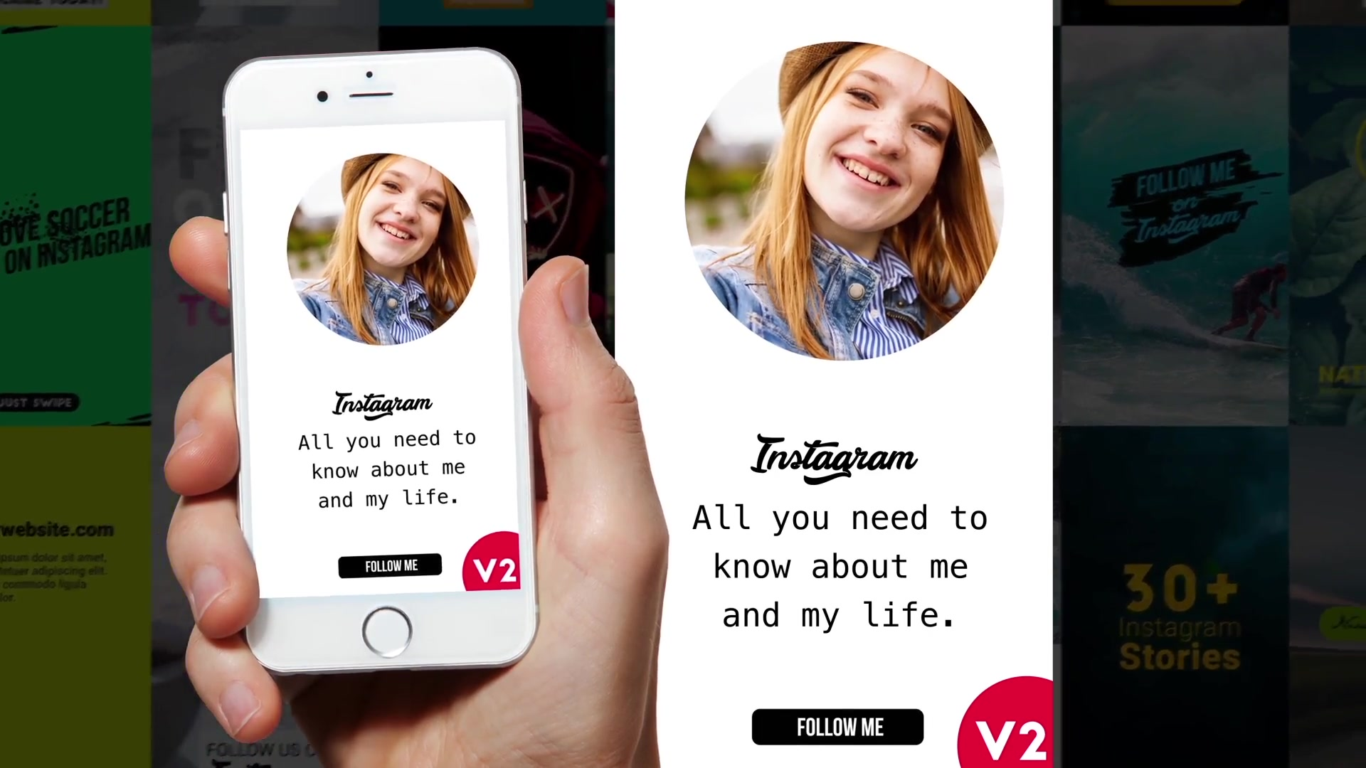 Instagram Stories - Download Videohive 22357836