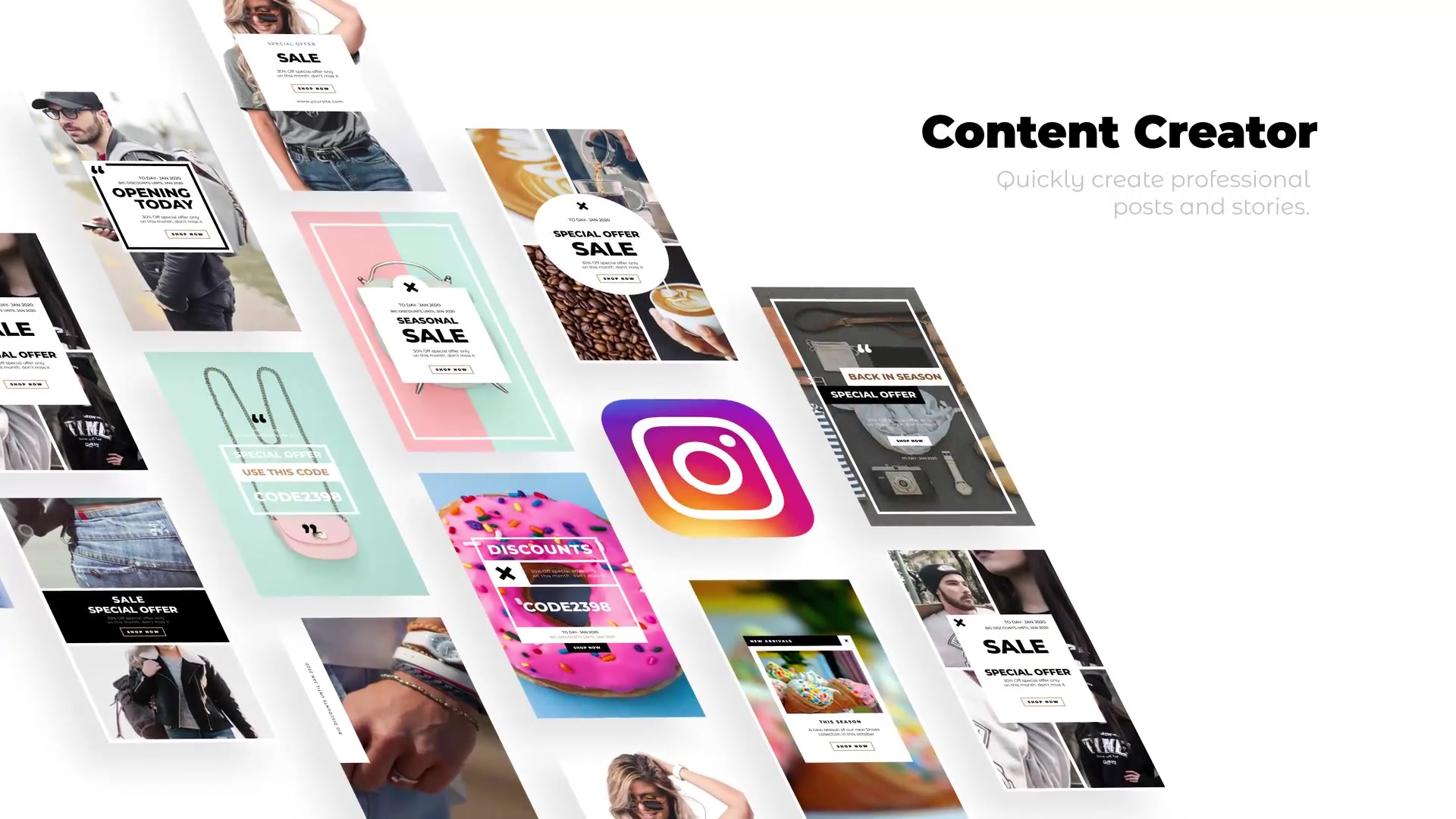 Instagram Stories - Download Videohive 22493808