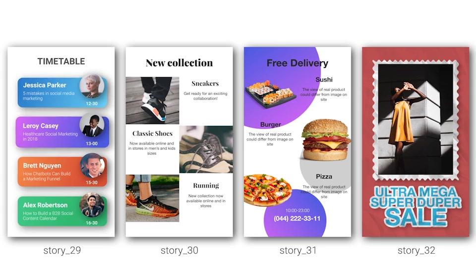 Instagram Stories Kit // Instagram Story Pack - Download