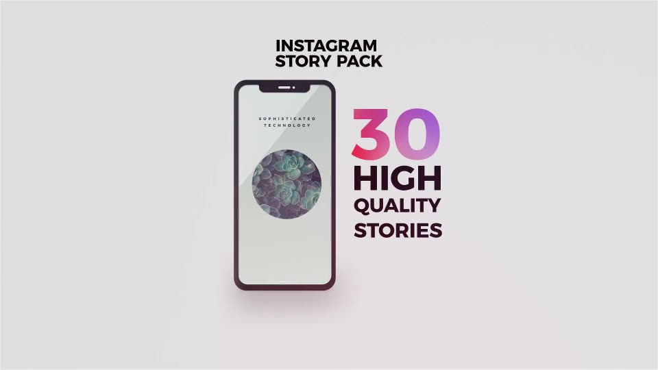 Instagram Stories Pro - Download Videohive 22415073