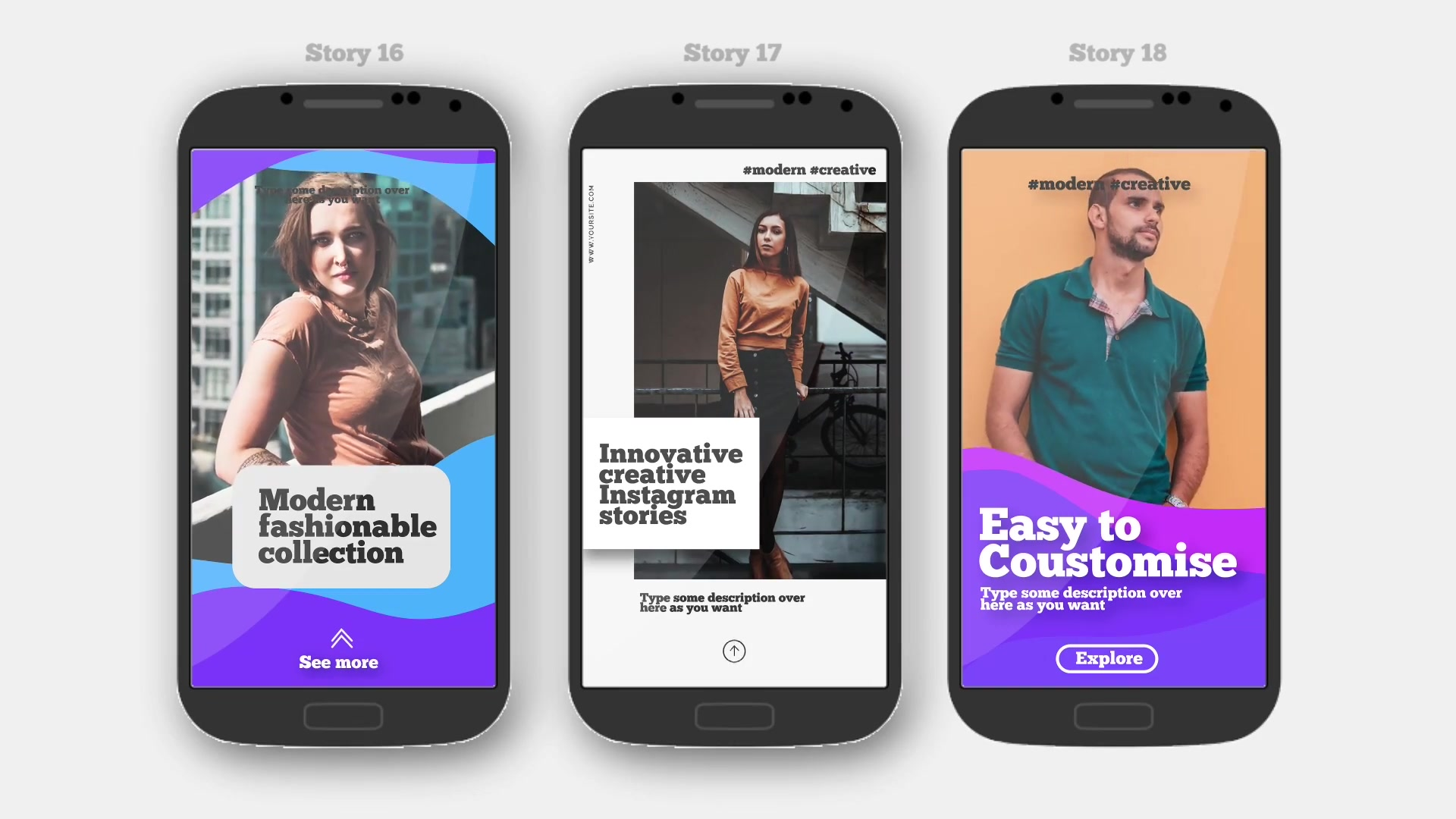 instagram Stories V.4 - Download Videohive 22508185