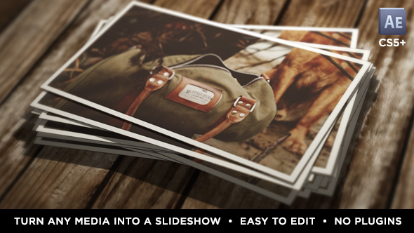 Instant Photo Stack - Download Videohive 16063806