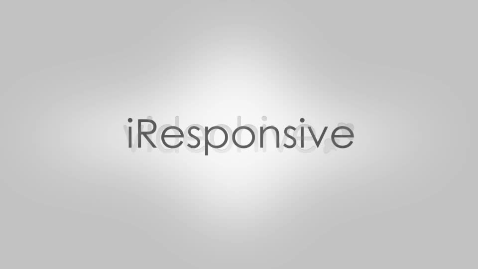 iResponsive Advertise Your Website or Business - Download Videohive 4287295