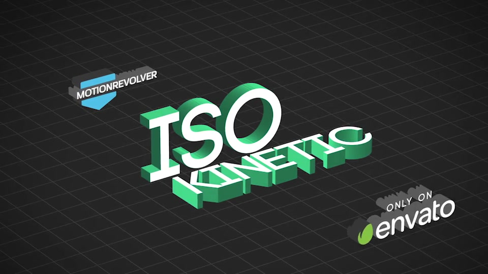 IsoKinetic - Download Videohive 15027860