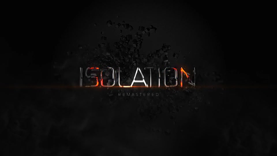 Isolation Trailer Titles Videohive 14814520 After Effects Image 9