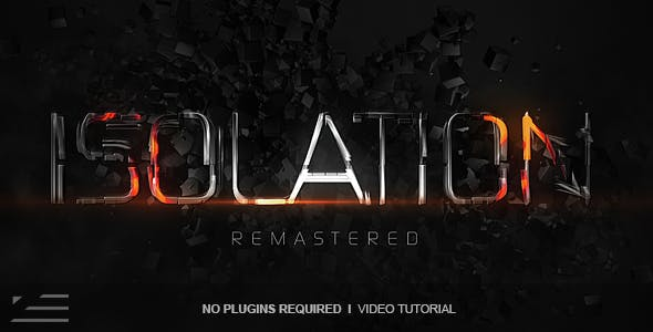 Isolation Trailer Titles - Download 14814520 Videohive