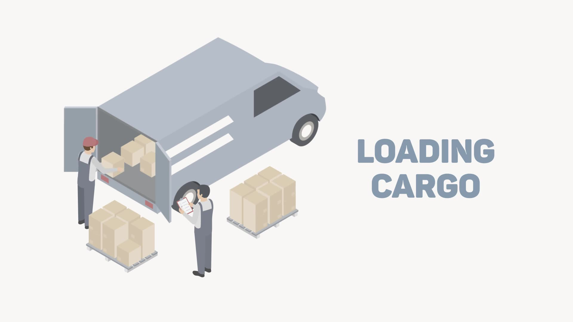 Isometric Logistics - Download Videohive 22324616