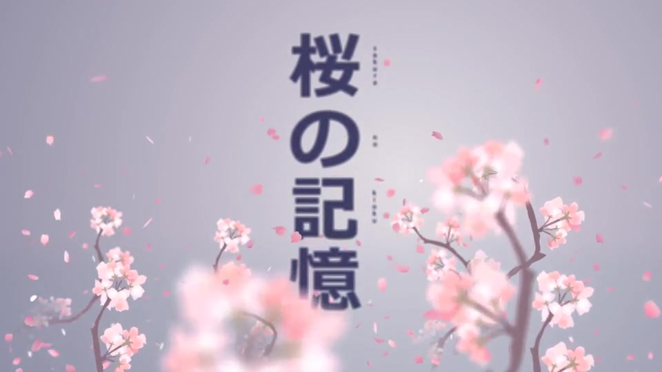 Japan Style Intro - Download Videohive 10954721
