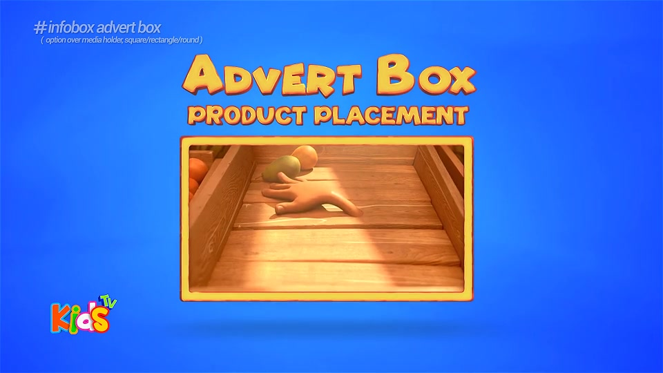 Kids And Family Channel Broadcast Graphics Package - Download Videohive 20904879