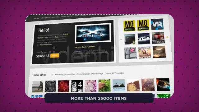 Kinetic Promo - Download Videohive 3002865