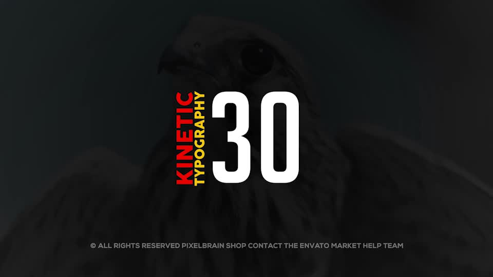 Kinetic Titles II - Download Videohive 20410700
