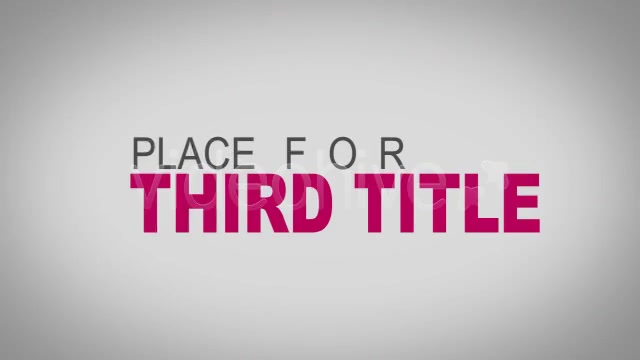 Kinetic Typography - Download Videohive 179385