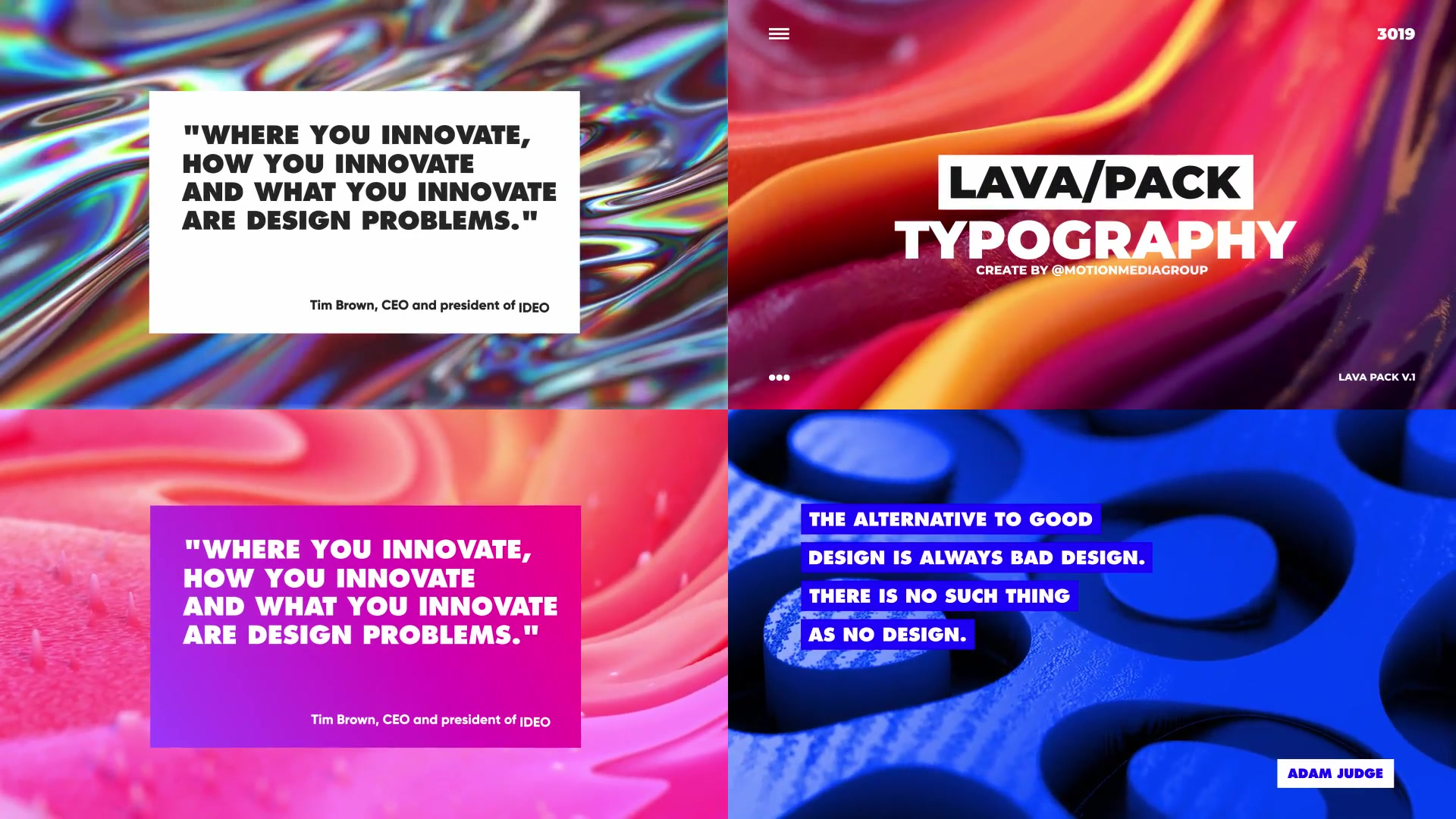 Lava | Social Media Pack Videohive 24118486 After Effects Image 4