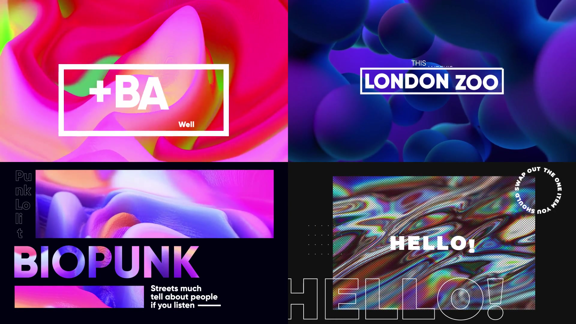 Lava | Social Media Pack Videohive 24118486 After Effects Image 6