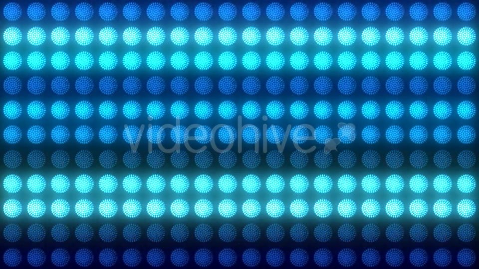 LED Wall Lights VJ Loops Pack - Download Videohive 8775874