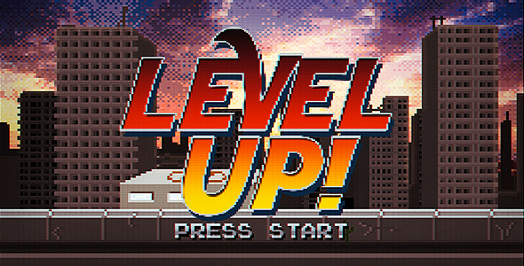 Level Up! - Download Videohive 4948442
