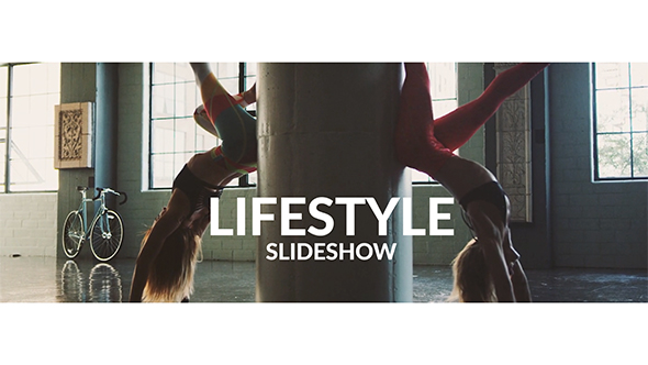 Lifestyle Slideshow - Download Videohive 20470578