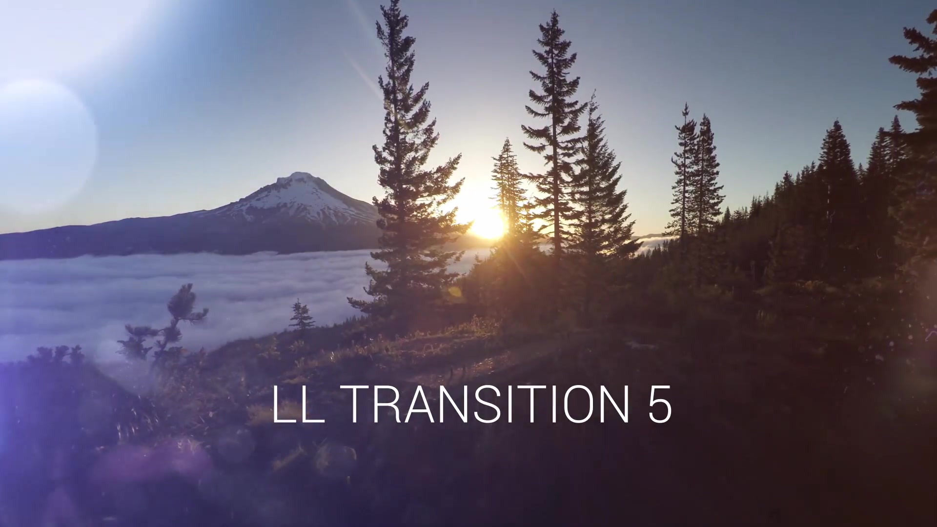Light Leaks Transitions - Download Videohive 20404835
