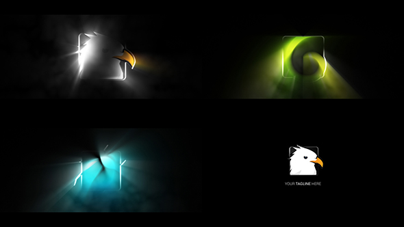 Light Logo Reveal - Download Videohive 20178549