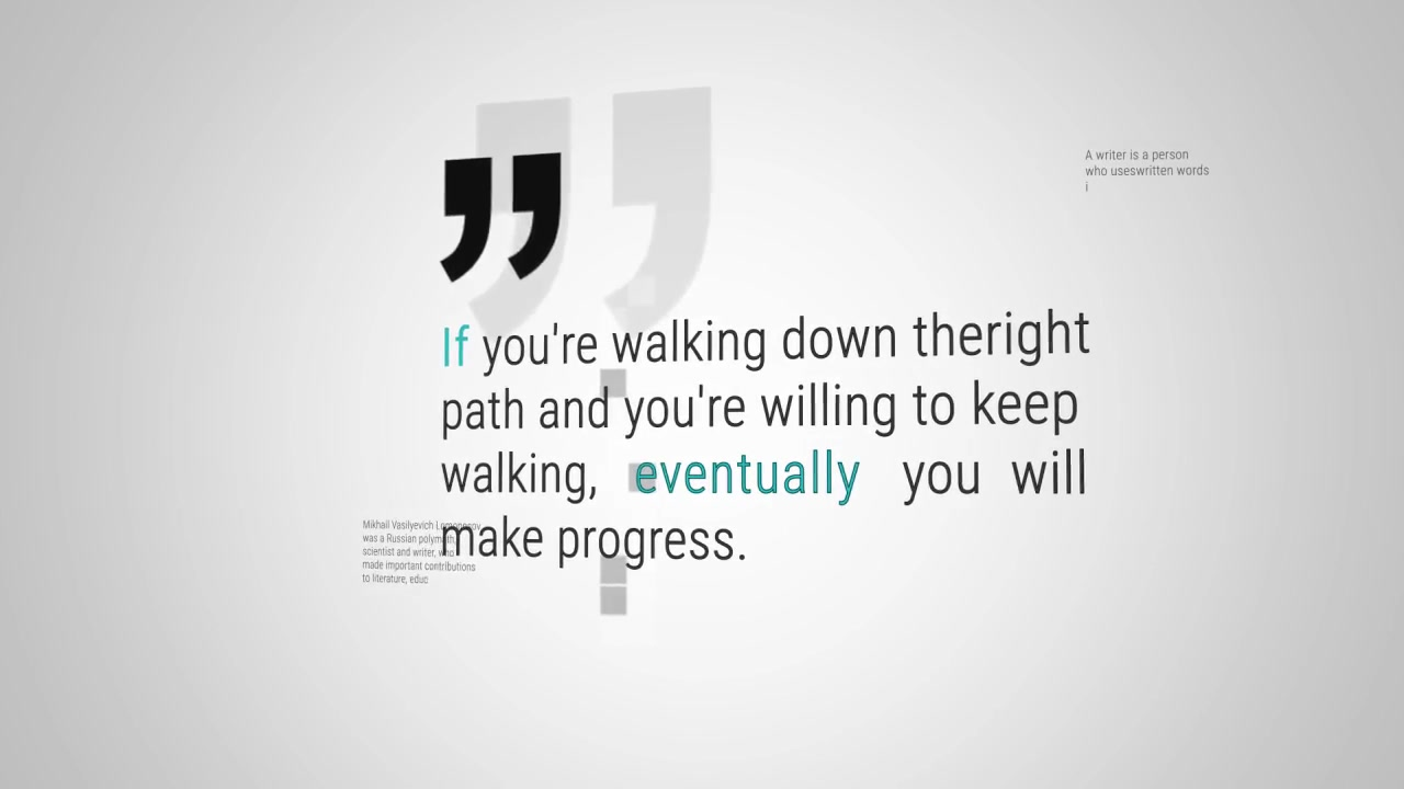 Light Quotes - Download Videohive 14049406