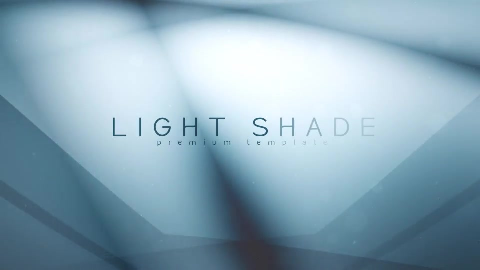 Light Shade - Download Videohive 21769224