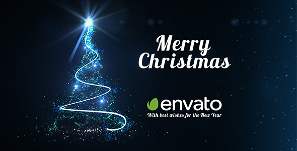 Light tree christmas greetings download videohive 9625229 m4hsunfo