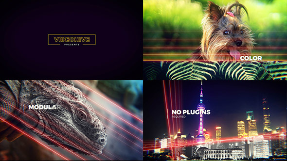 Lightlines | Slideshow - Download Videohive 14100480