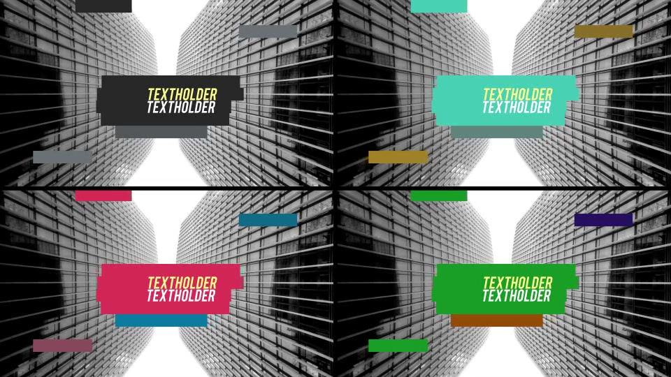 Lines Slideshow - Download Videohive 9222798
