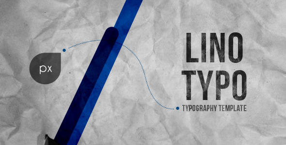 Lino Typography - Download Videohive 2723240