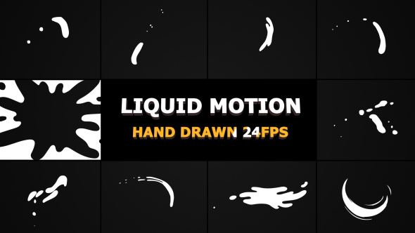 Liquid Motion Shapes - Download Videohive 21307022