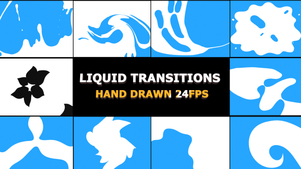 Liquid Motion Transitions - Download Videohive 21114289