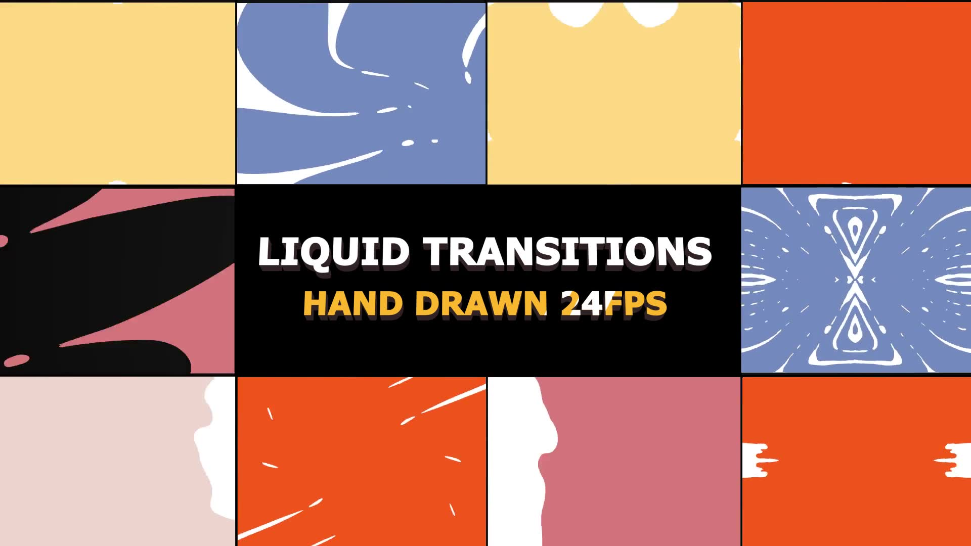 Liquid Transitions Pack - Download Videohive 22217736