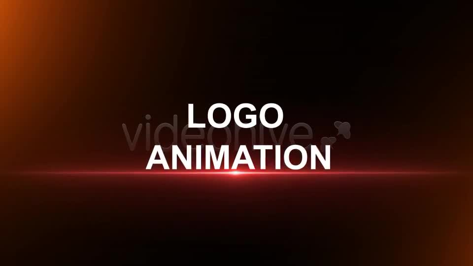 Logo Animation - Download Videohive 4662225