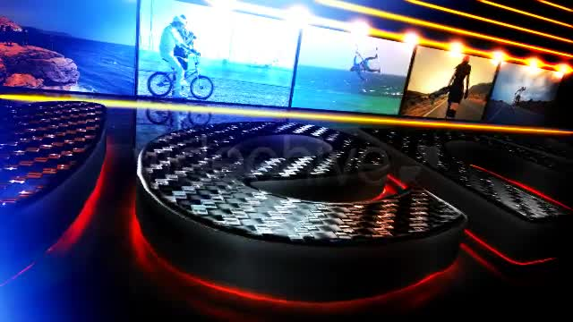 Logo Blockbuster Opening Title - Download Videohive 2687830