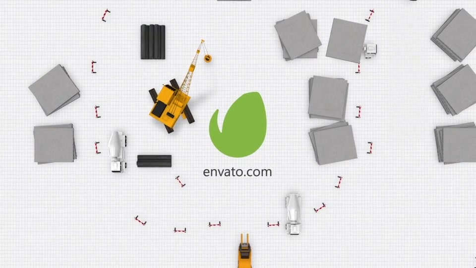 Logo Construction Architecture Videohive 23301148 After Effects Image 5