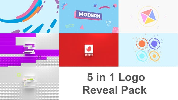 Logo Reveal Pack - Download 28637113 Videohive