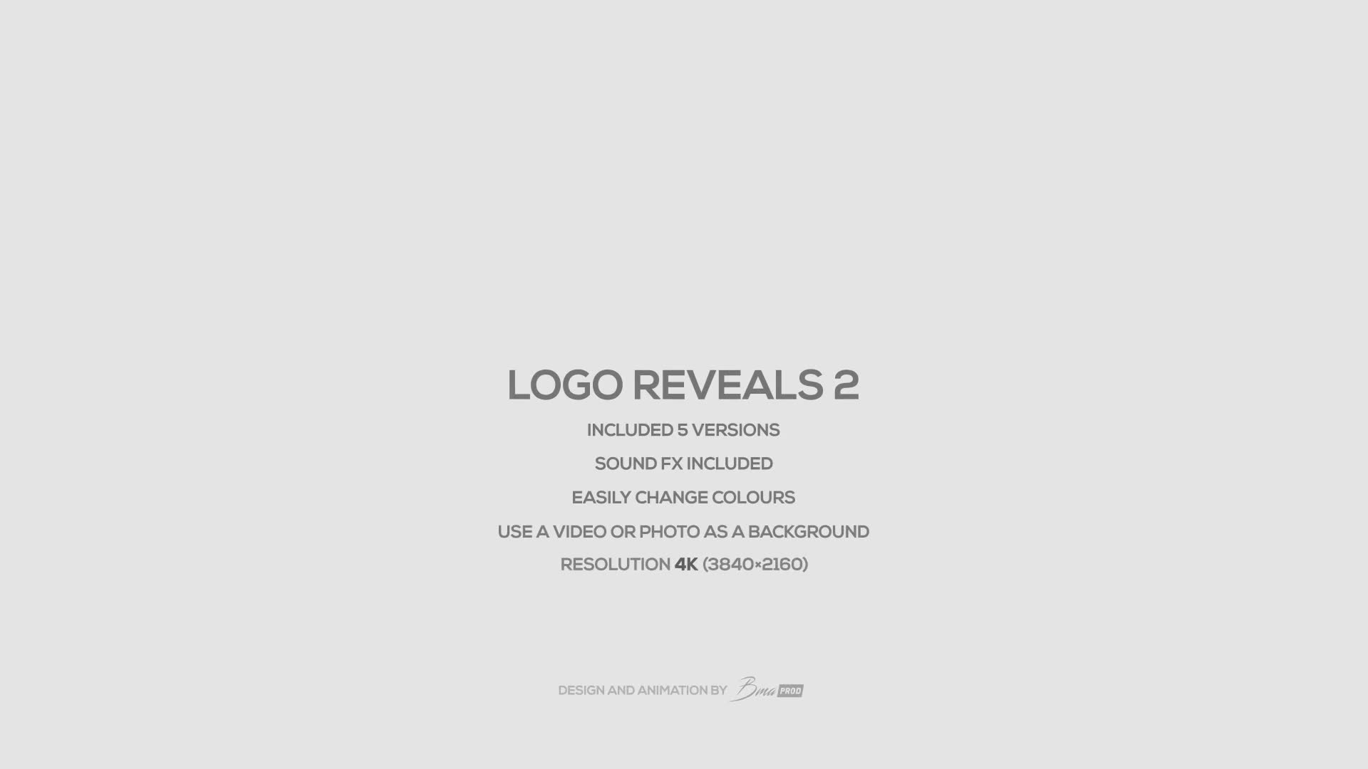 Logo Reveals 2 - Download Videohive 20645024