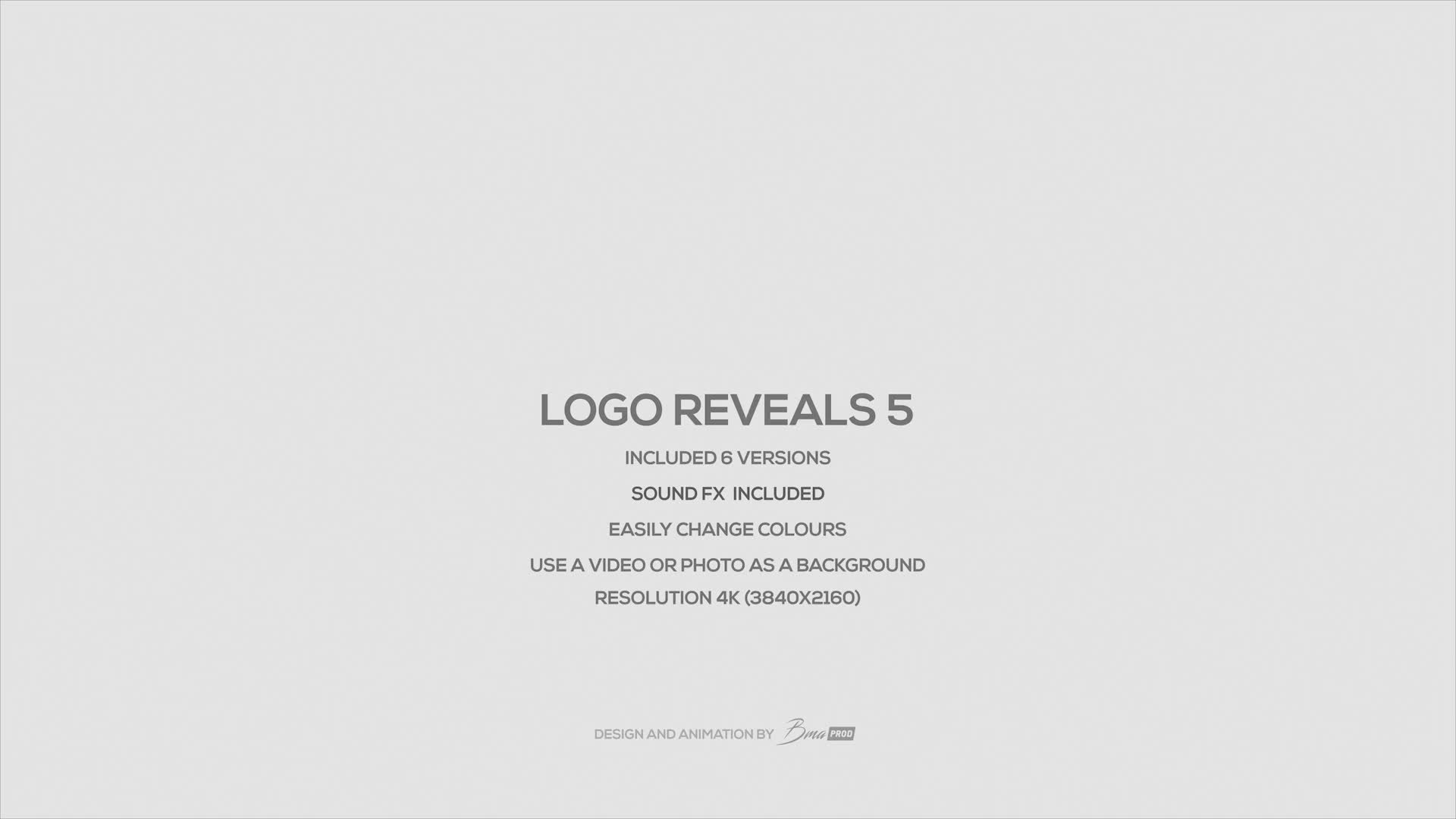Logo Reveals 5 - Download Videohive 21599351